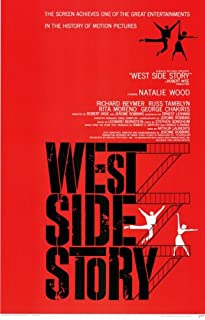 Pop Culture Graphics West Side Story (1961) - 11 x 17 - Style A