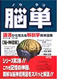 脳単―ギリシャ語・ラテン語 (語源から覚える解剖学英単語集 (脳・神経編))