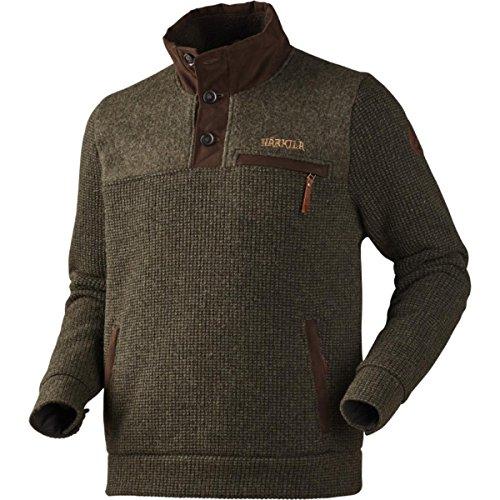 Harkila rodmar Pullover Weide grün, grün