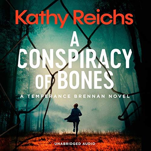 A Conspiracy of Bones cover art