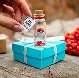Anniversary Gift For Him Boyfriend Husbund My Best Catch I Choose You Message In Bottle One Year...