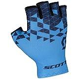 Scott RC Team Fahrrad Handschuhe kurz Midnight blau 2021: Größe: XL (11)