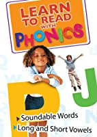 Learn to Read With Phonics 2: Soundable Words [DVD]