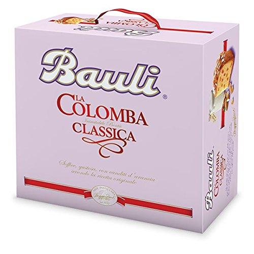 Bauli Colomba Pasquale - Dolce Pasqua Artigianale creato con Ingredienti Tradizionali e Qualità Eccellente del Made in Italy (750 gr, La Colomba Classica)