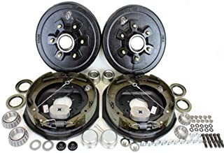 Southwest Wheel 5,200 lbs. Trailer Axle Self Adjusting Electric Brake Kit
