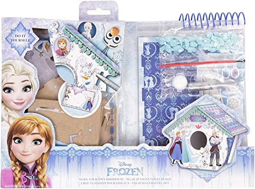 Disney FR17917 Vogelhuisje Maken Frozen