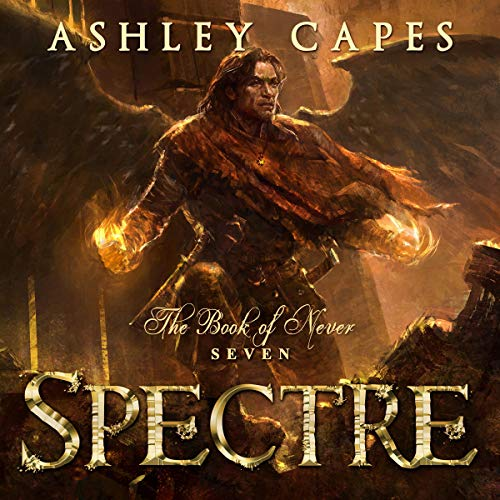 Spectre  By  cover art