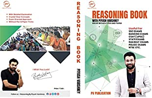 Reasoning Book With Piyush Varshney (English Medium)