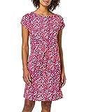 Only Onlnova Life Connie Bali Dress WVN 7 Vestido, Rojo Mineral/AOP: Floral, 38 para Mujer