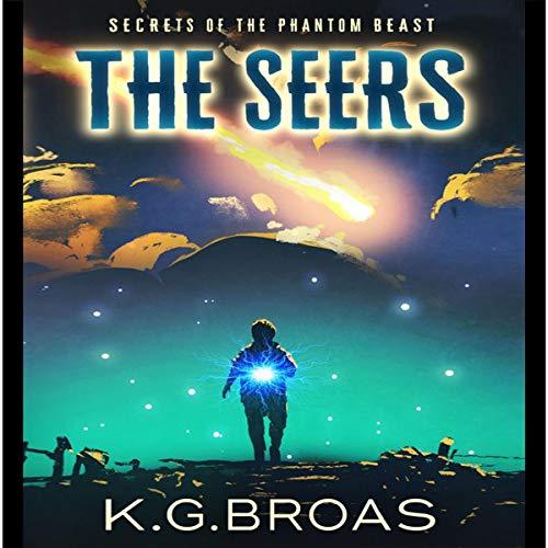 The Seers audiobook cover art