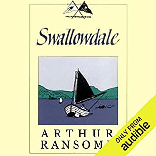 Swallowdale      Swallows and Amazons Series              By:                                                                                                                                 Arthur Ransome                               Narrated by:                                                                                                                                 Alison Larkin                      Length: 12 hrs and 30 mins     148 ratings     Overall 4.6