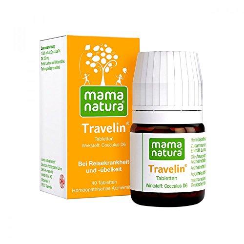 Mama Natura Travelin Tabletten, 40 St