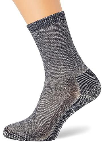Smartwool Men's Hike Classic Edition Full Cushion Crew Hiking Socks, deep Navy, XL