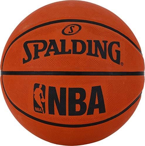 Spalding NBA SZ. 7 (71-047Z) Basketballs, Jeunesse Unisexe, Orange, 7