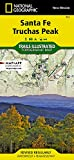 Santa Fe, Truchas Peak (National Geographic Trails Illustrated Map (731))