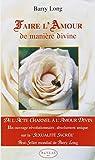 Faire l'Amour de manière divine - Altess - 28/11/2002