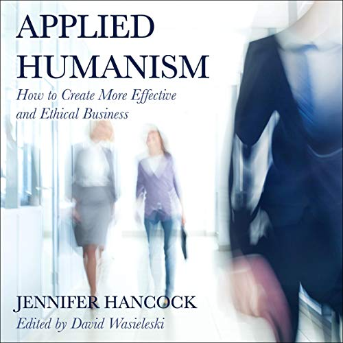 Applied Humanism  By  cover art