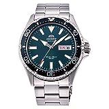 [オリエント] ORIENT 腕時計 MAKO Ⅲ 自動巻き(手巻付き) 海外モデル グリーン サファイヤクリスタル RA-AA0004E19B メンズ [並行輸入品]
