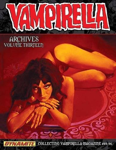 Vampirella Archives Volume 13 ⭐