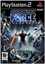Star Wars The Force Unleashed PlayStation 2 by Lucas Arts