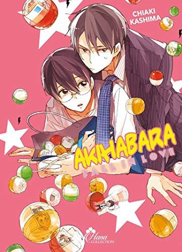 Akihabara Fall In Love Livre Manga Yaoi Hana Collection