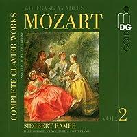Complete Clavier Works 2 by SIEGBERT RAMPE (2005-11-22)