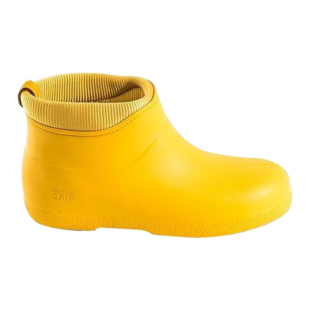 ファンシー安らぎ地域[ノルディックグリップ] レインブーツ スノーブーツ 長靴 ショート