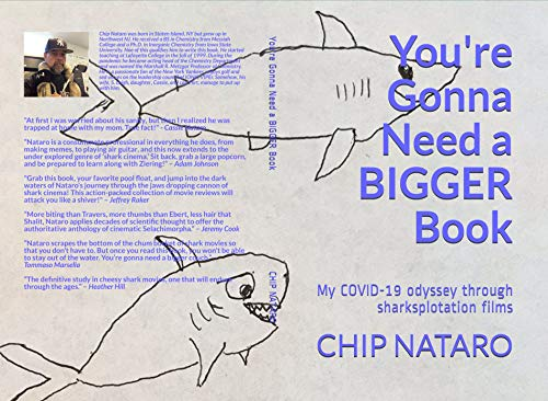 You're Gonna Need a Bigger Book: My COVID-19 odyssey through sharksplotation films (English Edition)