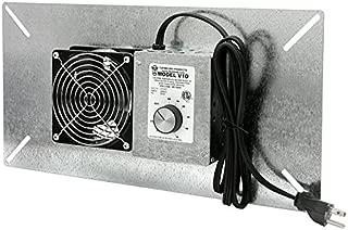 Tjernlund V1D UnderAire Crawlspace Ventilator Fan Moisture Mold Reducing