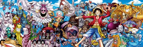 One piece 950 piece ONE PIECE ANIMALS 2 950-21 (japan import)