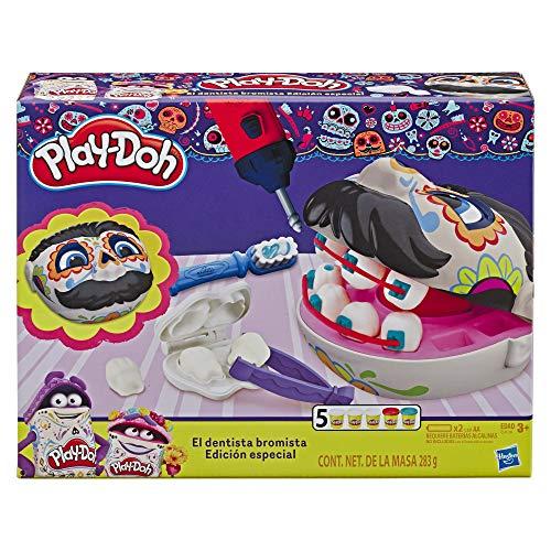 Dentista Bromista marca Play Doh