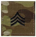 Rothco Multicam Sergeant Insignia