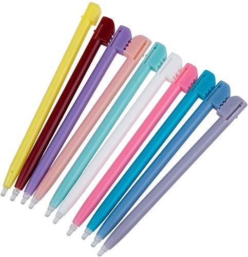 TOOGOO(R) 10 Eingabestifte Eingabe Stift Touch Stift fuer Nintendo DS NDS Lite DSL