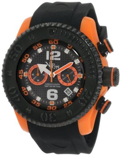 VIP TIME ITALY Reloj con Movimiento Cuarzo japonés Man VP5051OR_OR 47 mm