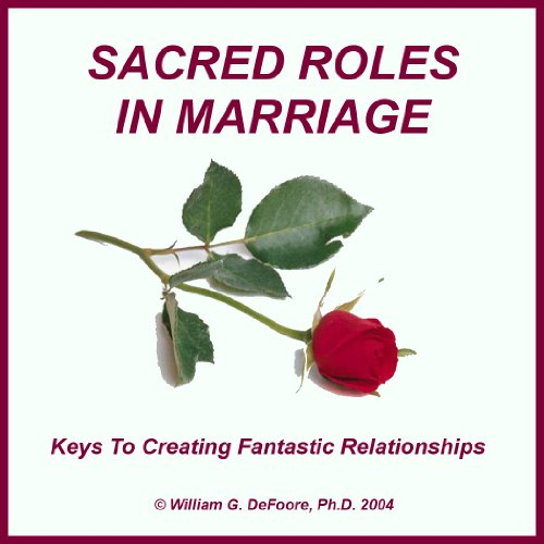 Sacred Roles in Marriage  By  cover art
