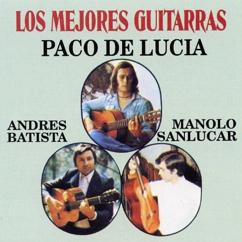 Paco De Lucia, Andres Batista, Manolo San Lucar