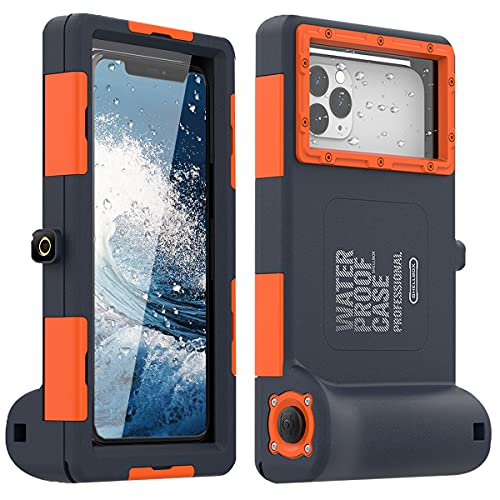 Diving Phone Case for iPhone Samsung, Professional Underwater...
