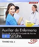 Auxiliar de Enfermería del Servicio de Salud del Principado de Asturias. SESPA. Temario Vol.II: 2