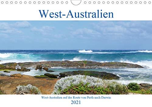 West-Australien (Wandkalender 2021 DIN A4 quer)