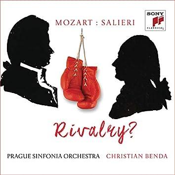 Mozart versus Salieri