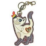 Chala Key Fob/Coin Purse - Slim Cat,...