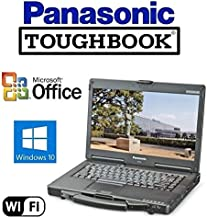 Refurbished Panasonic CF-53 Toughbook Rugged Laptop - 14
