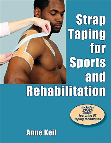 Keil, A: Strap Taping for Sports and Rehabilitation (Book & DVD)
