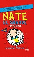 nate El Grande invencible (مطبوع عليه عبارة Big nate يذهب لهاتف بعد) (إصدار الإسبانية) (nate El Grande/nate كبير)