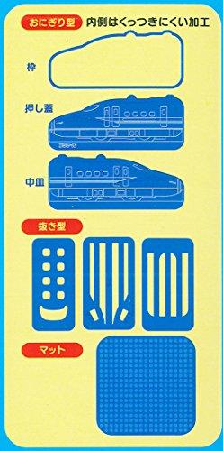 スケーター3D立体おにぎり型セットプラレールLKON1