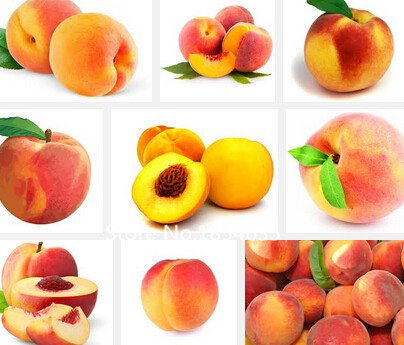 Jardin des Plantes 40PCS / sac sucré Peach Seeds, Automne Red Peach Tree Fruit Graines Bonsai Seed