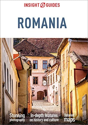 Insight Guides Romania Travel Guide eBook Travel Guide with free eBook product image
