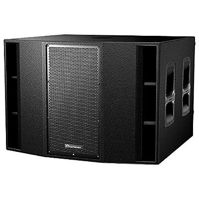 Pioneer Pro DJ Studio Subwoofer (XPRS215S) from Pioneer Pro DJ