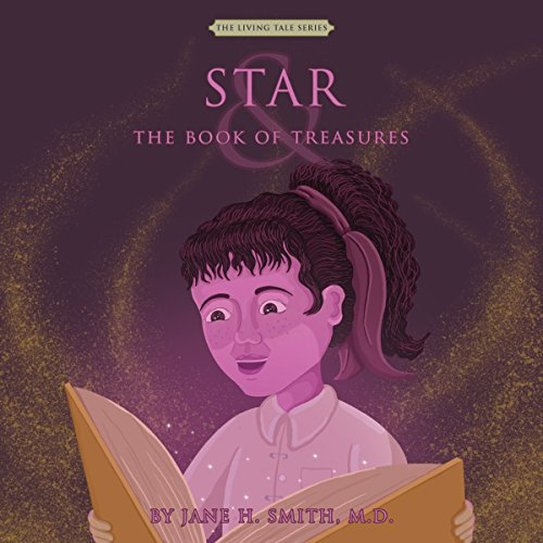 Star and the Book of Treasures audiobook cover art