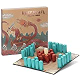 Hnefatafl Viking Chess Set - Authentic, Traditional Two-Player Strategy Board Game Classic -...